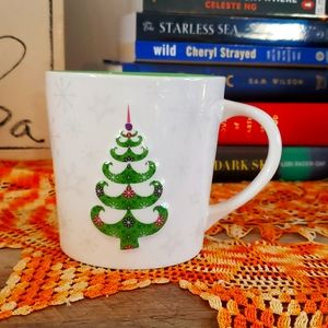 Starbucks Holiday Christmas Coffee Mug 2006